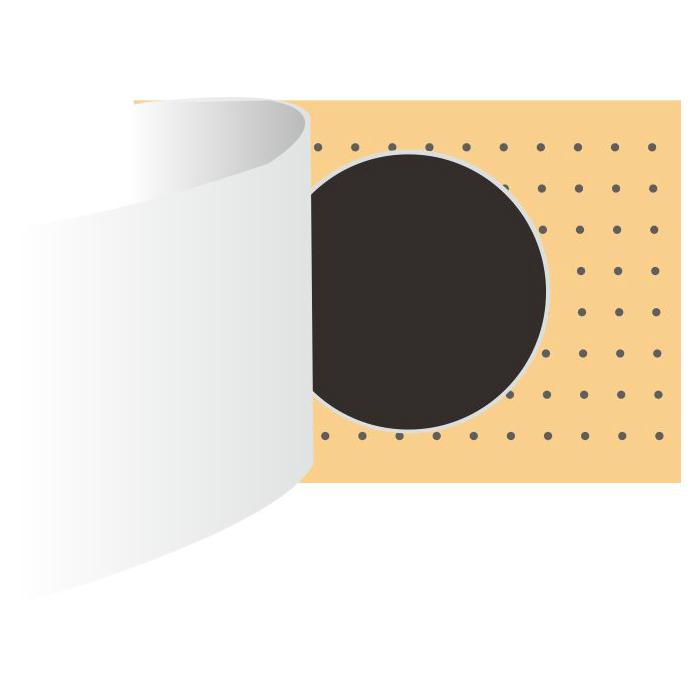 Пластырь от косточки магнитный HyperOsteoGeny 6 шт/уп