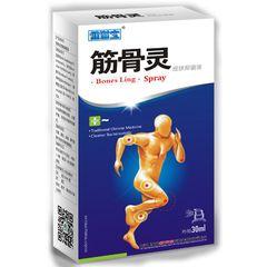 Китайский спрей обезболивающий для суставов Bones Ling